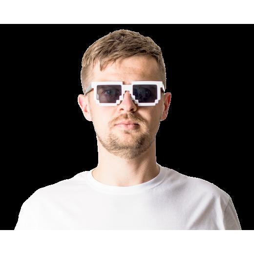 Oslňující pixel brýle